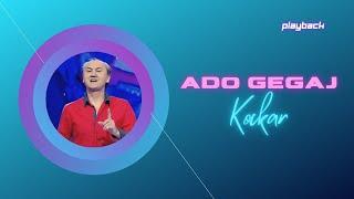 Ado Gegaj - Kockar (Live)