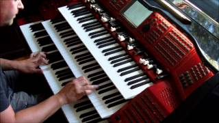 Conquest of Paradise (Vangelis) - Played on Böhm Emporio Organ