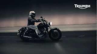 5. Triumph 1700 Thunderbird Storm
