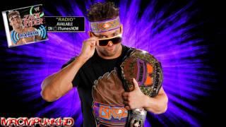 WWE: Zack Ryder New Theme