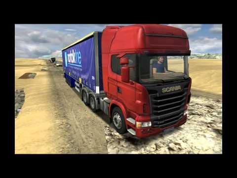 German Truck Simulator África Edition HD Sound 3