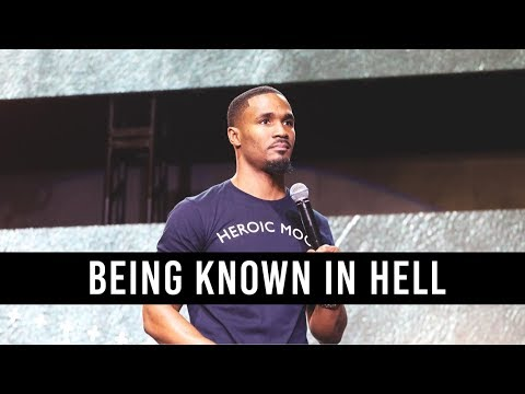 Affirmed | Dr. Matthew Stevenson | Being Known In Hell