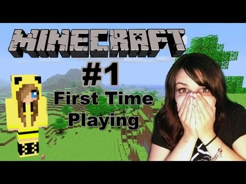 SCARIEST NIGHT IN MINECRAFT EVER: My First Time Playing – Funny Noob Facecam Reactions