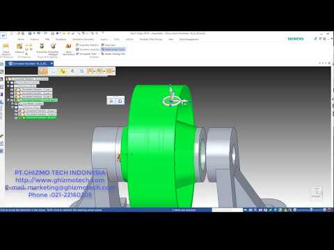 SIEMENS SOLID EDGE 2019 - TOP DOWN DESIGN ASSEMBLY