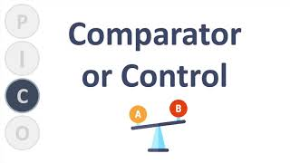 Video: The Patient Intervention Comparator Outcome (PICO) framework