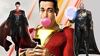 Shazam Movie Review Easter Eggs And Post Credit Scene Explained