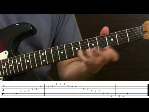 Simple Blues Phrases & Learning to Improvise
