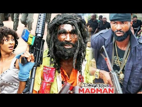 Dangerous Mad Man Season 1 - New Movie|2019 Latest Nigerian Nollywood Movie