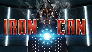 IRON CAN : le trailer officiel de la parodie d'Iron Man
