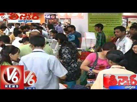 Diwali special offers at Shopping malls  Teenmaar News