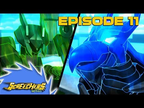 Screechers Wild! Season 1 Episode 11 | Racer on the Rise | HD Full Episodes