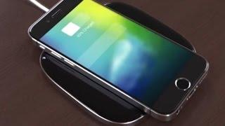 El iPhone 7 podría cargarse de forma inalámbrica, iPhone, Apple, iphone 7