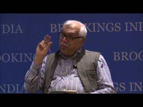 Former Chief Election Commissioner S.Y. Quraishi on EVMs at Brookings India