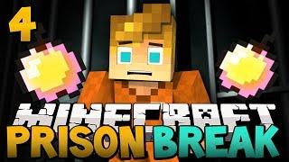 """Minecraft Prison Break: """"Golden Apple SCAM!"""" (Minecraft Jail Break) Episode 4!"""