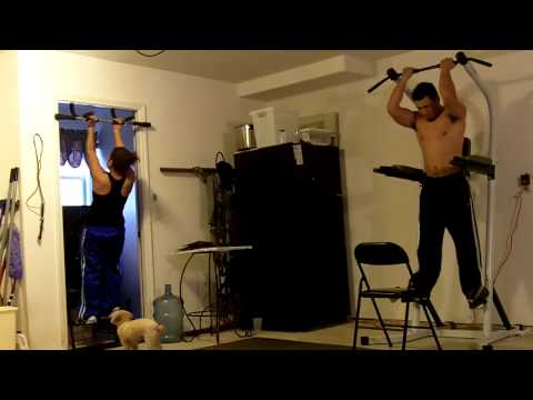P90X Day 8 of all 90 P90X Pull ups