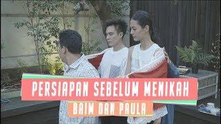 Video SEPERTI INILAH KONSEP PERNIKAHAN BAIM PAULA . Latihan SUNGKEM TEMU PANGGIH,Paula Ngakak trus. MP3, 3GP, MP4, WEBM, AVI, FLV Maret 2019