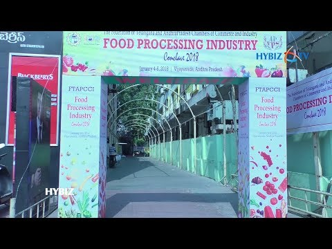 , Food Processing Industry Conclave 2018 in AP
