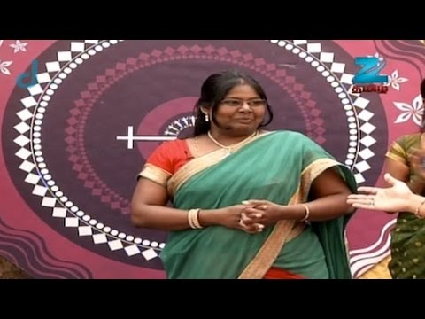 Home Minister 26-12-2014 ZeeTamiltv Show | Watch ZeeTamil Tv Home Minister Show December 26  2014