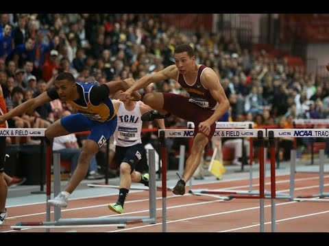 2015 CAC Men's Indoor Track & Field Pre-Championship Webcast
