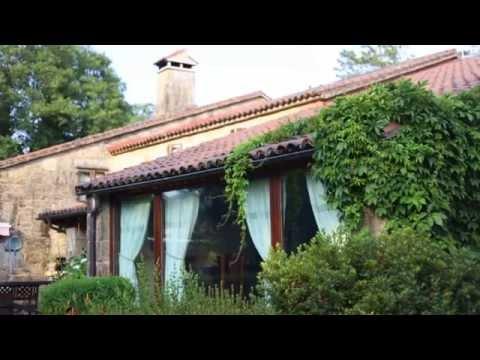 Interiores de Aldea Os Muiños - Turismo Rural en Galicia