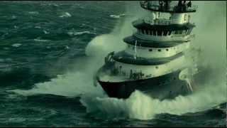 Video Monster Waves Ramming Huge Ships MP3, 3GP, MP4, WEBM, AVI, FLV Agustus 2019
