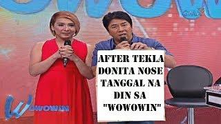 Donita Nose Nag-Resign o Tinanggal na din sa Wowowin ni Willie Revillame