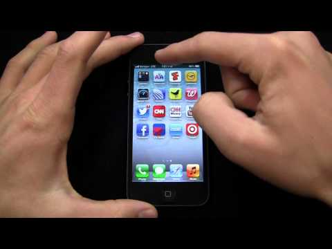 phonedog Aaron - VOTE NOW for your favorite smartphone at http://www.phonedog.com/rankings Aaron does a full video review of the Apple iPhone 5. Featuring an Apple A6 dual-co...