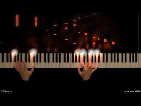 The Avengers - Main Theme (Piano Version)
