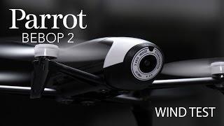 Parrot Bebop 2 Drone - Wind Tunnel Testing