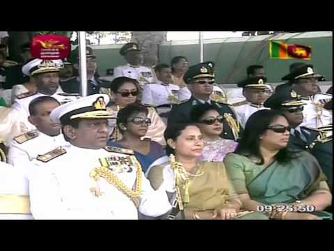 4th - 4th Victory Day Celebrations Parade of Sri Lanka - 2013-05-18 (Live from Galle Face) More Videos at http://www.topssrilanka.com/video.html.