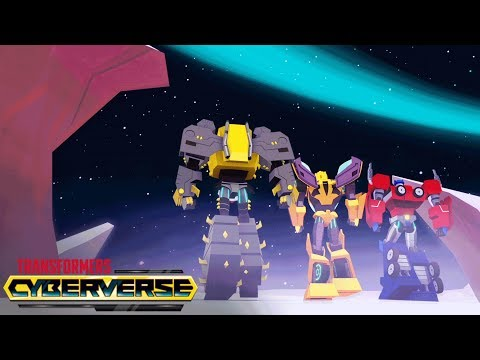 'the Journey' 🚀 Episode 4 - Transformers Cyberverse - New Series