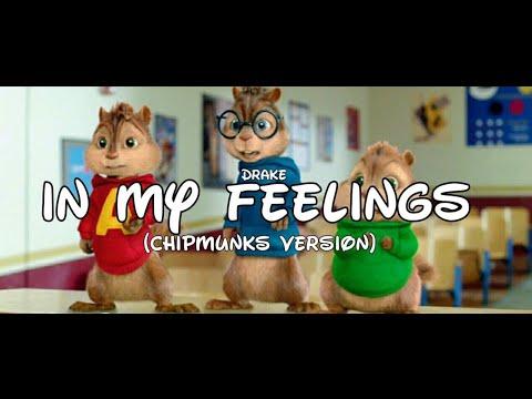 "Drake - In My Feelings ""Keke Do You Love Me"" (Chipmunks Version)"