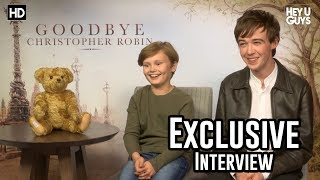 Nonton Will Tilston   Alex Lawther   Goodbye Christopher Robin Exclusive Interview Film Subtitle Indonesia Streaming Movie Download
