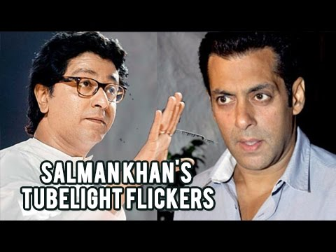 MNS Raj Thackeray SLAMS Salman Khan For Supporting