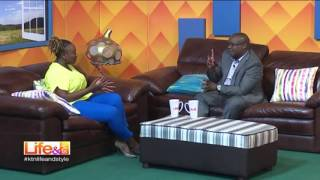 Life and Style: Motivate with Mary Mwikali 20/10/2016