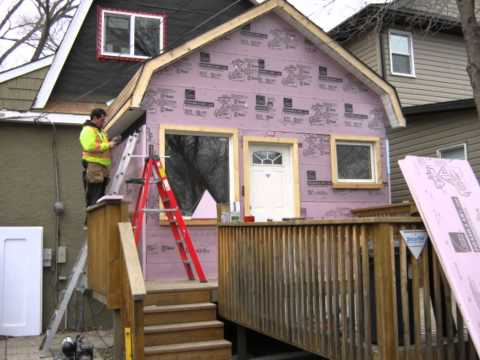 VSC Ltd 7th Ave. 2012 (House Renovation and Basement Improvement)