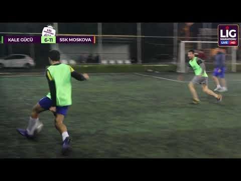 Kale Gücü-Ssk Moskova Maçın Özeti