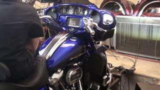 8. Harley Davidson New Stage 2 Torque Cam on the Dyno with a New Cvo Street Glide