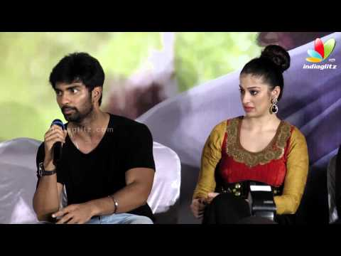 Irumbu Kuthirai Team Interact With Press | Yuvaraj Bose, Adharvaa, Priya Anand, Raai Laxmi