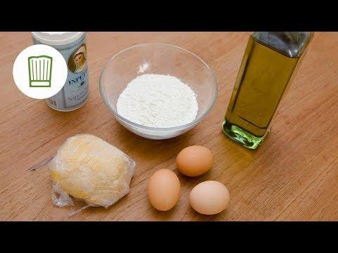 Nudeln selber machen – Chefkoch.tv Basiswissen