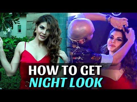 Jacqueline Fernandez Summer / NIGHT Makeup Tutoria