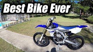 3. Best Stock Dirt Bike Ever? Yamaha yz250F 2016 - Review