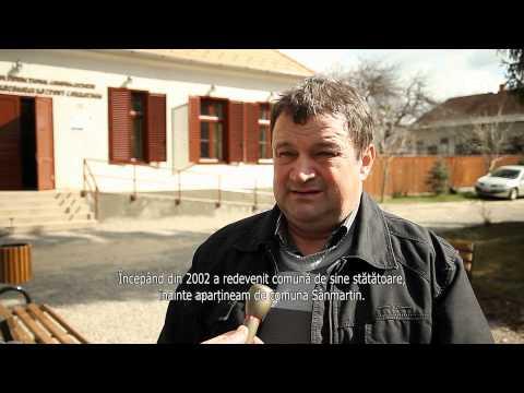 Csík LEADER pályázatok az Erdély TV-n, 2015.05.04