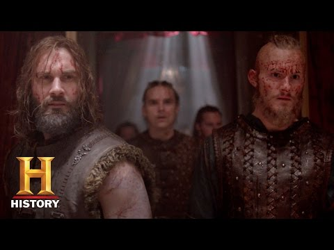 Vikings Season 4B Teaser