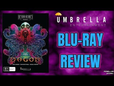DAGON (2001) - Blu-ray Review (Umbrella Entertainment)