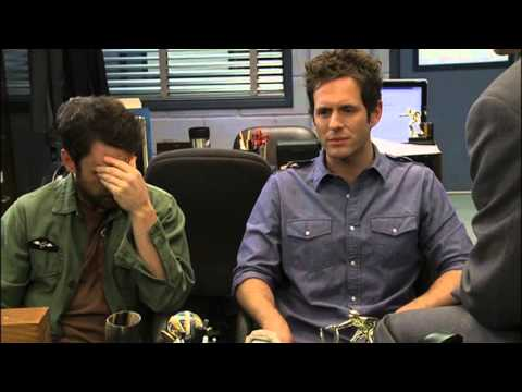 It's Always Sunny in Philadelphia blooper reel. Every second of this is awesome!