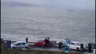Remolcadores y carguero Abis Calais