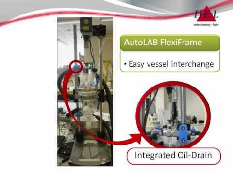 Reaktoren für Forschungs- und Pilotanlagen - HEL Autolab