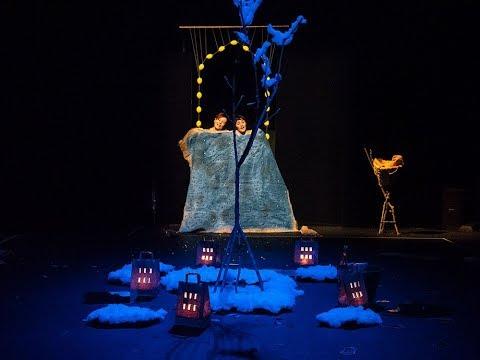 Teatro Silfo. La Luna en el Jardin