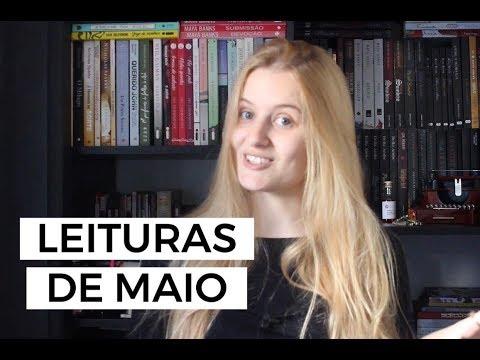 LEITURAS DE MAIO | Laura Brand